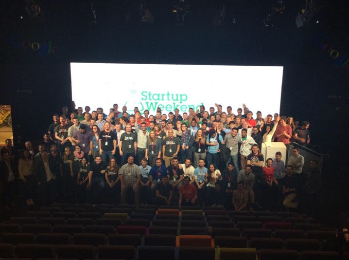 All the Startups from Startup Weekend
