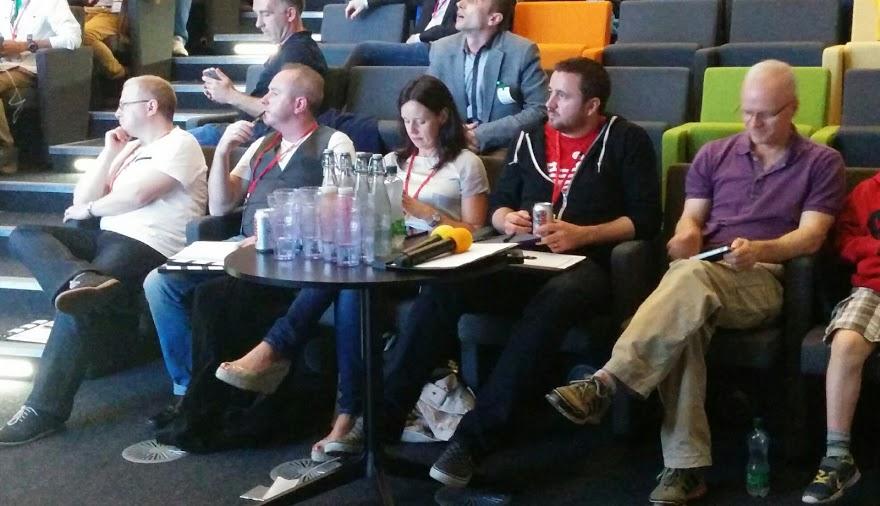 Startup Weekend Dublin 2014 Judges