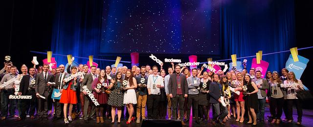 This years social media awards sockies winners from FCR Media blog