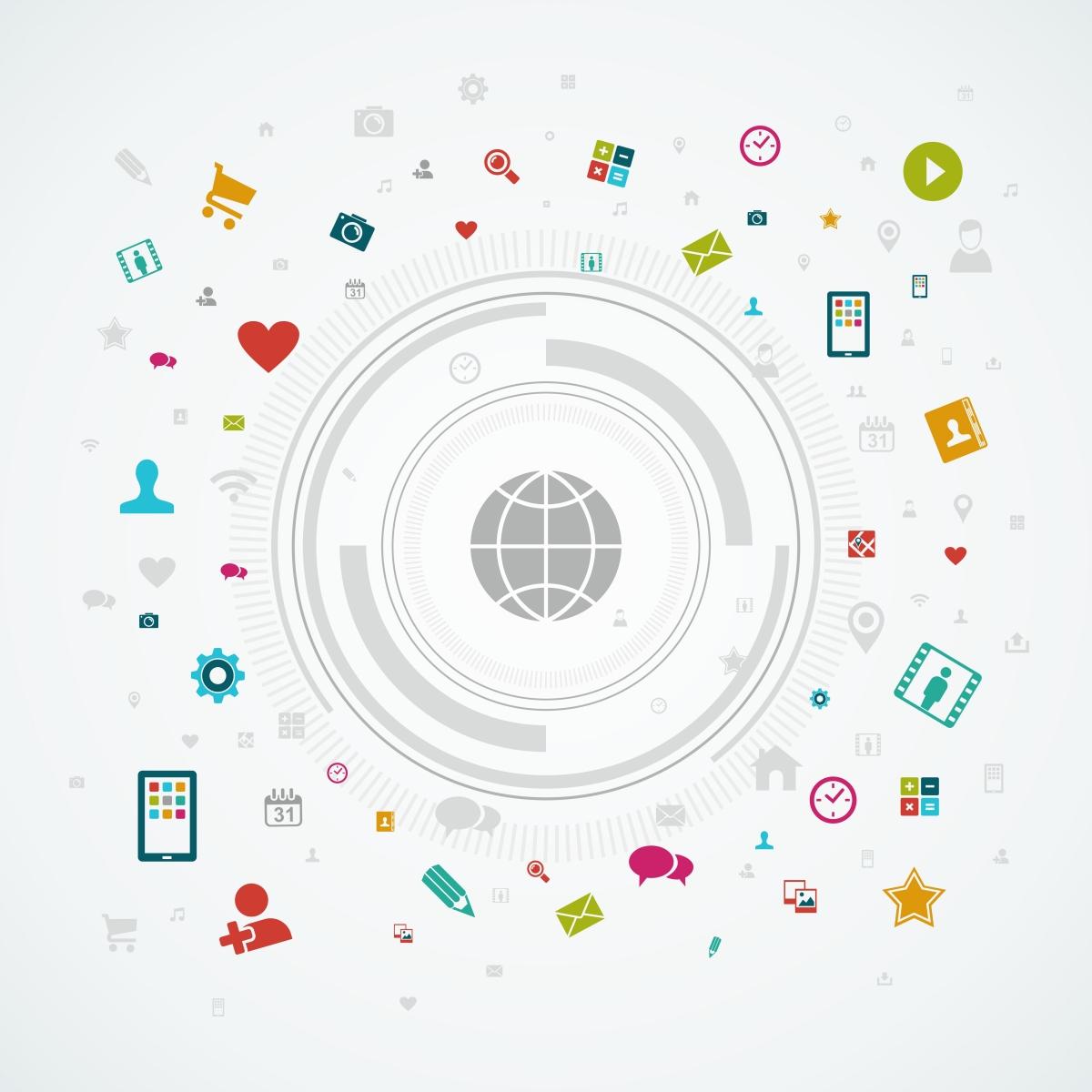 10179918-social-media-world-concept